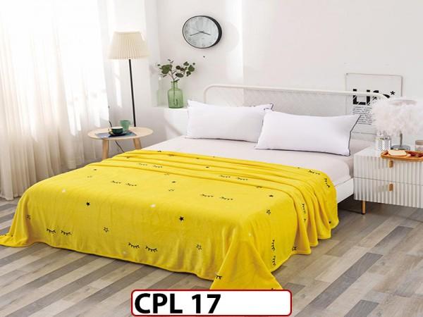 Patura Pufoasa Cocolino pentru pat dublu CPL17