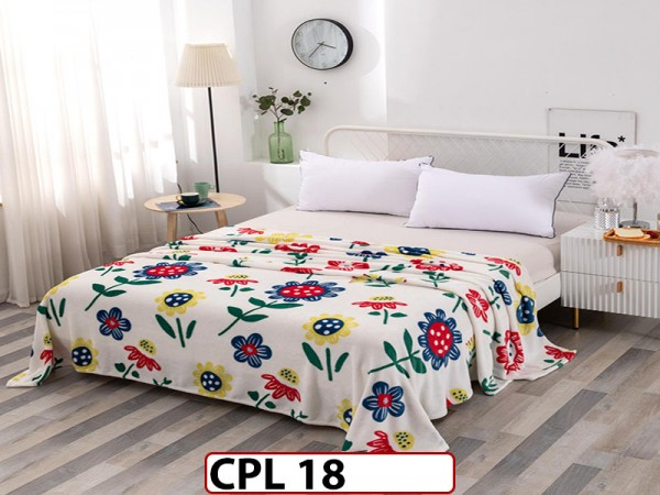 Patura Pufoasa Cocolino pentru pat dublu CPL18