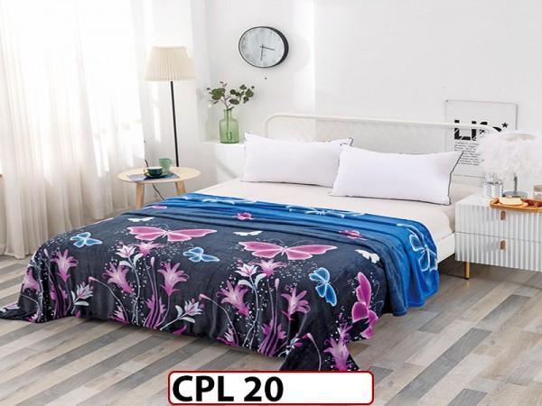 Patura Pufoasa Cocolino pentru pat dublu CPL20