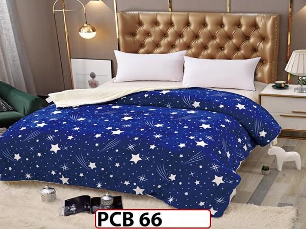 Patura Pufoasa Cocolino cu Blanita pentru pat dublu PCB66