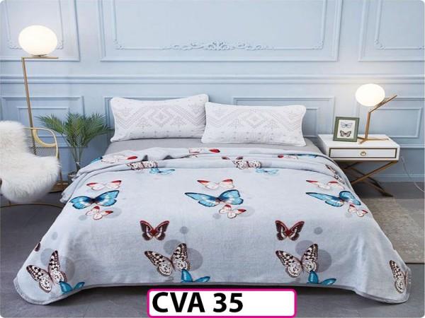 Patura Pufoasa Cocolino pentru pat dublu CVA35
