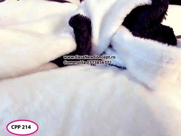 Patura Pufoasa Cocolino pentru pat dublu CPP 214