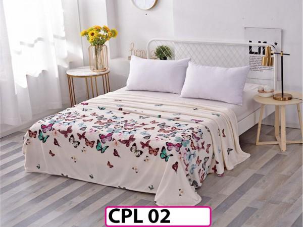Patura Pufoasa Cocolino pentru pat dublu CPL02