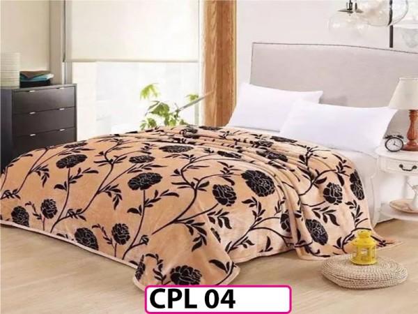 Patura Pufoasa Cocolino pentru pat dublu CPL04