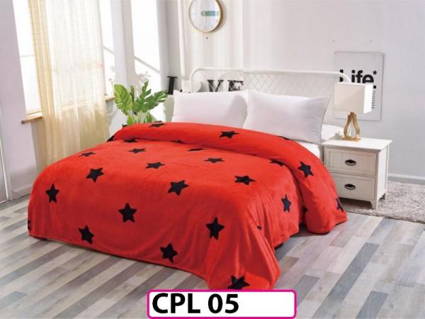 Patura Pufoasa Cocolino pentru pat dublu CPL05