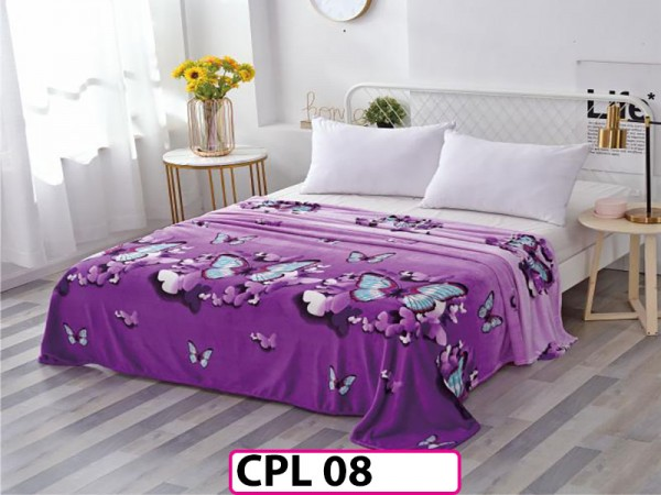 Patura Pufoasa Cocolino pentru pat dublu CPL08