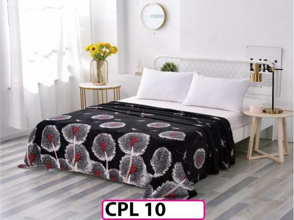 Patura Pufoasa Cocolino pentru pat dublu CPL10