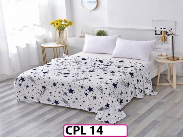 Patura Pufoasa Cocolino pentru pat dublu CPL14