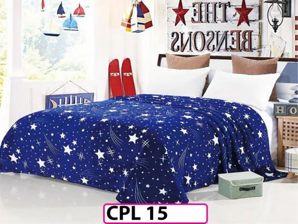 Patura Pufoasa Cocolino pentru pat dublu CPL15
