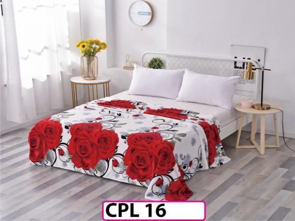 Patura Pufoasa Cocolino pentru pat dublu CPL16
