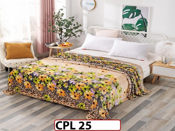 Patura Pufoasa Cocolino pentru pat dublu CPL25