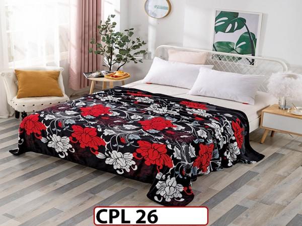 Patura Pufoasa Cocolino pentru pat dublu CPL26