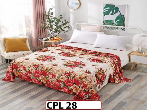 Patura Pufoasa Cocolino pentru pat dublu CPL28