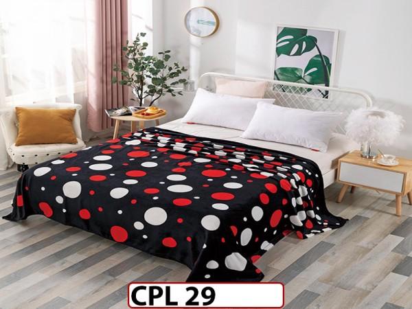 Patura Pufoasa Cocolino pentru pat dublu CPL29